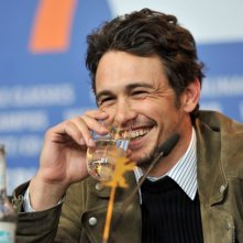 Berlinale 2013: James Franco presenta Lovelace in conferenza stampa all'Hotel Hyatt