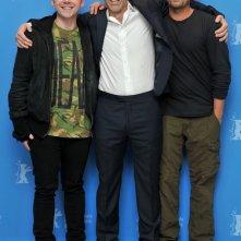 Berlino 2013: Rupert Grint, Fredrik Bond e Til Schweiger presentano The Necessary Death of Charlie Countryman