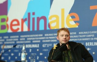 Berlino 2013: Rupert Grint presenta The Necessary Death of Charlie Countryman