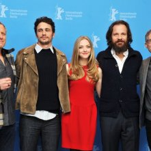'Lovelace' alla Berlinale 2013:  Rob Epstein, James Franco,  Amanda Seyfried, Peter Sarsgaard e Jeffrey Friedman
