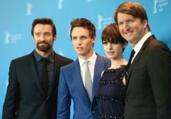Berlino: Anne Hathaway e Hugh Jackman ci raccontano Les Miserables