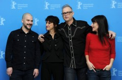 Denis Côté a Berlino con Vic and Flo Saw a Bear