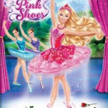 Barbie e le scarpette rosa: la locandina del film