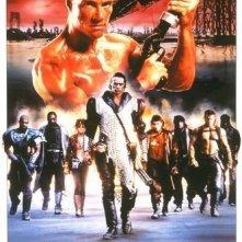 Cyborg: la locandina del film