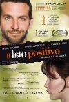 Il lato positivo - Silver Linings Playbook: la locandina italiana