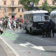 The Summit: un attacco al furgone sei Carabinieri in zona Corso Torino a Genova