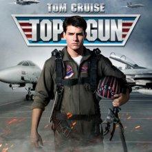 Top Gun 3D: la locandina del film