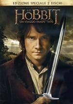 La copertina di Lo Hobbit: un viaggio inaspettato (dvd)