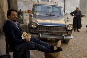 Ci vediamo domani: il protagonista Enrico Brignano in un'immagine del film