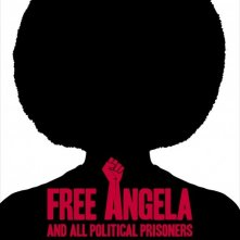 Free Angela & All Political Prisoners: la locandina del film