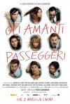Gli amanti passeggeri: il poster italiano
