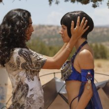 Just like a woman: Golshifteh Farahani con Sienna Miller in un momento del film