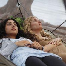 Just like a woman: Golshifteh Farahani in una scena del film con Sienna Miller