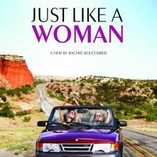 Just like a woman: il poster originale