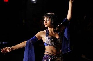 Just like a woman: la bella Golshifteh Farahani in una scena del film
