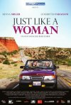 Just like a woman: la locandina italiana