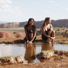 Just like a woman: le protagoniste Golshifteh Farahani e Sienna Miller in una scena