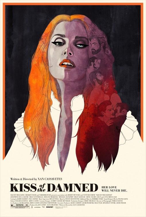 Kiss Of The Damned La Locandina Del Film 265654