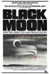 Luna nera: la locandina del film