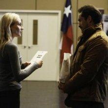 The Bridge: Demián Bichir e Diane Kruger nella serie FX