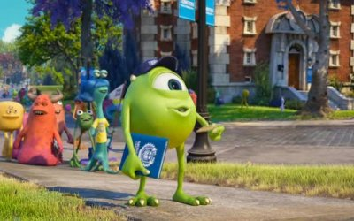 Trailer italiano - Monsters University