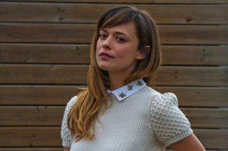 una foto di Valeria Bilello, attrice, modella e volto di MTV