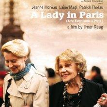 A Lady in Paris: una delle locandine originali del film