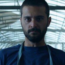 Andarevia: Matteo Quinzi in una scena del film