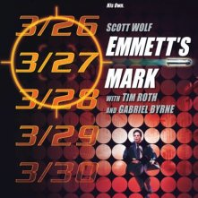 Emmet's Mark - Contratto con la morte: la locandina del film