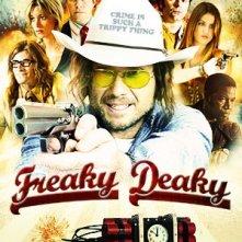 Freaky Deaky: la locandina del film