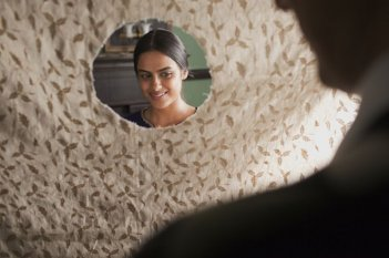 Midnight's Children: Shahana Goswami in una scena