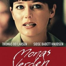 Monas verden: la locandina del film