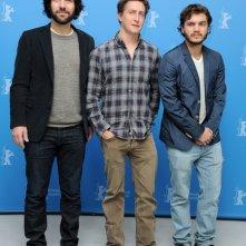 Prince Avalanche: Paul Rudd ed Emile Hirsch presentano il film a Belrino 2013 con David Gordon Green