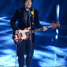 Sanremo 2013: Max Gazzè durante la seconda serata