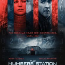 The Numbers Station: la locandina del film