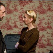 Une Estonienne à Paris: Laine Mägi e Patrick Pineau in un'immagine del film