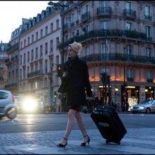 Une Estonienne à Paris: Laine Mägi in una scena tratta dal film