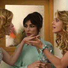 Amiche da morire: Claudia Gerini, Cristiana Capotondi e Sabrina Impacciatore in una scena