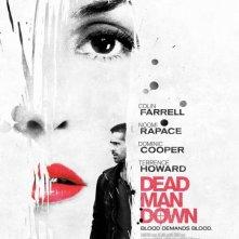 Dead Man Down: nuovo poster internazionale