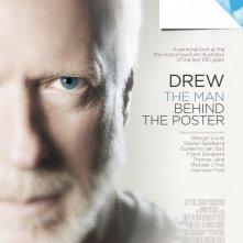 Drew: The Man Behind the Poster: la locandina del film