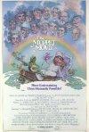 Ecco il film dei Muppet: la locandina del film