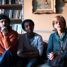 Fili invisibili - Storia minima della famiglia Bioni: una scena del documentario
