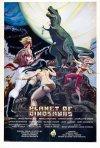 Il pianeta dei dinosauri: la locandina del film
