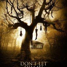 La casa nel bosco: la locandina del film