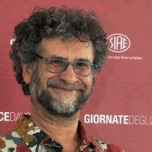 Pinocchio: il regista Enzo D'Alò in una foto promozionale a Venezia 2012