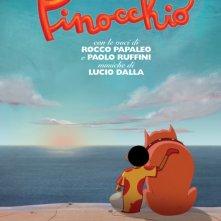 Pinocchio: la locandina con Pinocchio e il cane