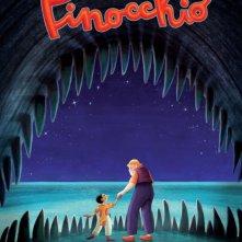 Pinocchio: nuova locandina italiana per il film d'animazione di Enzo D'Alò