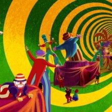 Pinocchio: un vortice di colori nel film animato diretto da Enzo D'Alò