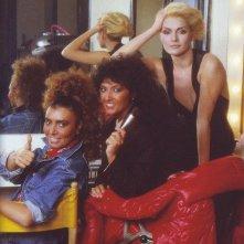 Sanremo '86 - Marcella, Anna Oxa e Loredana Bertè in una foto promozionale