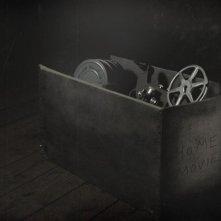 Sinister: filmini di famiglia in un'inquietante scena del film
